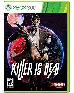 Killer Is Dead (Limited Edition) - Seminovo Xbox 360