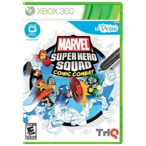Marvel Super Hero Squad Comic Combat Seminovo - Xbox 360