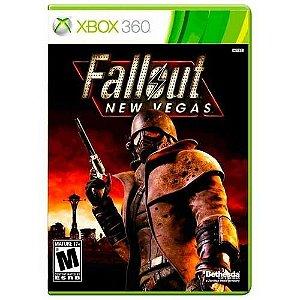 Fallout New Vegas Seminovo - Xbox 360