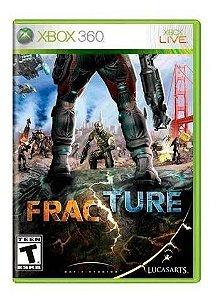 Fracture Seminovo - Xbox 360