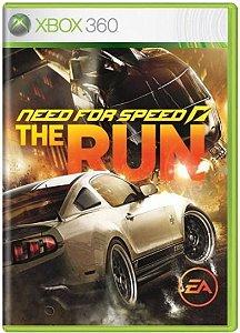Need for Speed The Run Seminovo - Xbox 360