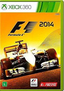 Formula 1 F1 2014 Seminovo - Xbox 360