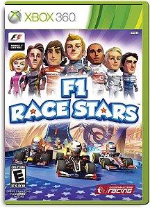 Formula 1 F1 Race Stars Seminovo - Xbox 360