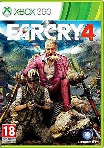 Far Cry 4 Seminovo - Xbox 360