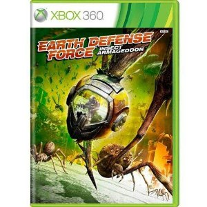 Earth Defence Force: Insect Armageddon Seminovo - Xbox 360