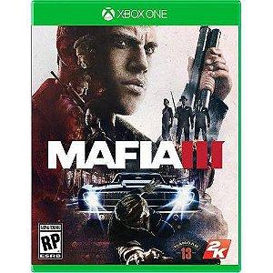 Mafia 3 Seminovo - Xbox One