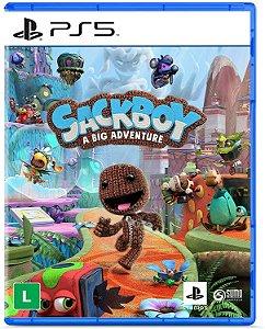 SackBoy: Uma Grande Aventura - PS5 - (Pré-Venda)