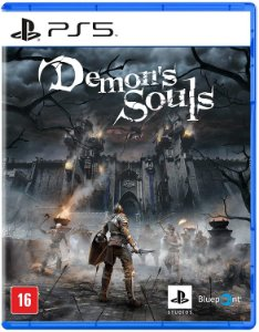 Demon's Souls - PS5 - (Pré-Venda)
