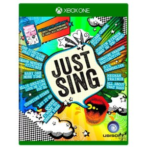 Just Sing Seminovo - Xbox One