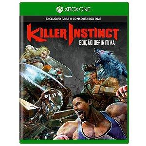 Killer Instinct (Edição Definitiva) Seminovo – Xbox One