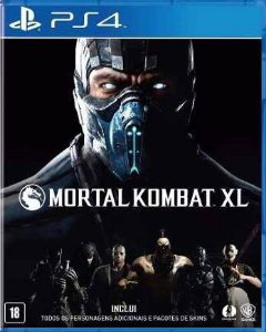Mortal Kombat XL Seminovo - PS4