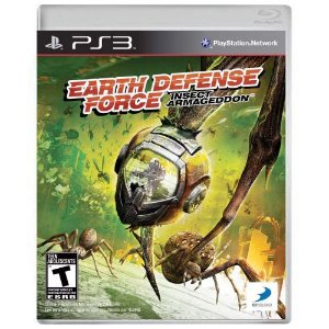 Earth Defense Force Insect Armageddon Seminovo - PS3