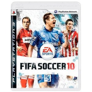 FIFA 10 Seminovo - PS3