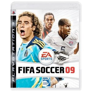 FIFA Soccer 09 Seminovo - PS3
