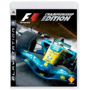 Formula 1 F1 Championship Edition Seminovo - PS3