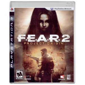 F.E.A.R. 2 Seminovo – PS3