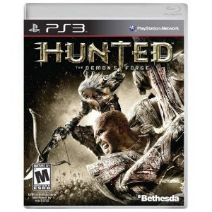 Hunted The Demon's Forge Seminovo - PS3