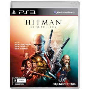 Hitman HD Trilogy Seminovo - PS3
