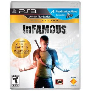 Infamous Collection Seminovo - PS3