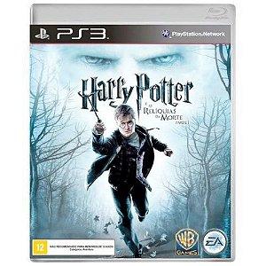 Harry Potter e as Relíquias da Morte Parte 1 Seminovo - PS3