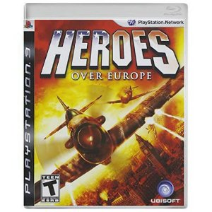 Heroes Over Europe Seminovo  - PS3