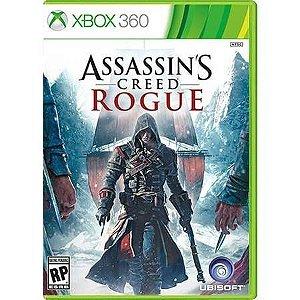 Assassin's Creed Rogue Seminovo – Xbox 360