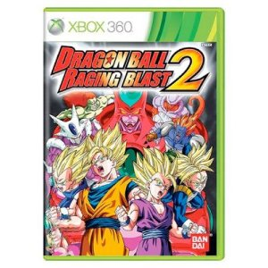 Dragon Ball Z Racing Blast 2 Seminovo - Xbox 360