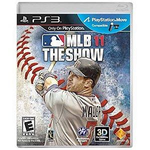 MLB 11 The Show Seminovo - PS3