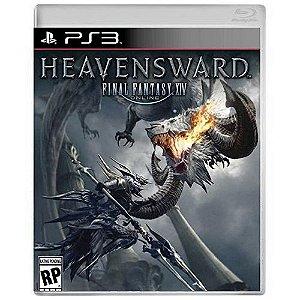 Final Fantasy XIV Heavensward Seminovo - PS3