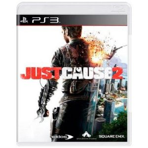 Just Cause 2 Seminovo - PS3