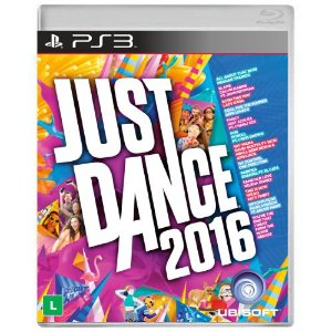 Just Dance 2016 Seminovo - PS3