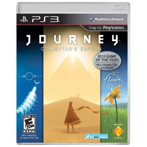 Journey (Collector's Edition) Seminovo- PS3