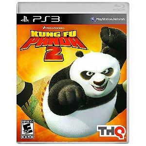 Kung Fu Panda 2 Seminovo - PS3
