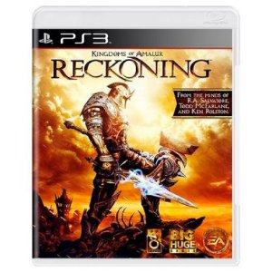 Kingdoms of Amalur Reckoning Seminovo - PS3
