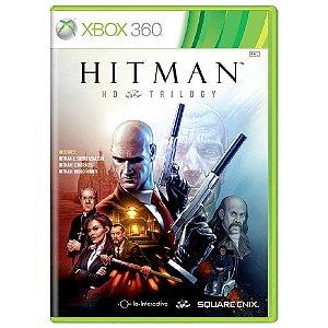 Hitman HD Trilogy Seminovo - Xbox 360