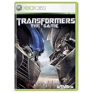 Transformers: The Game Seminovo – Xbox 360
