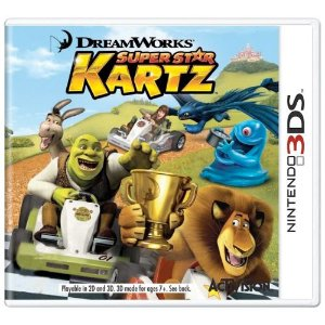 Kartz Super Star Seminovo – 3DS