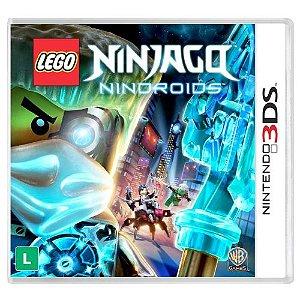 Lego Ninjago Nindroids Seminovo – 3DS