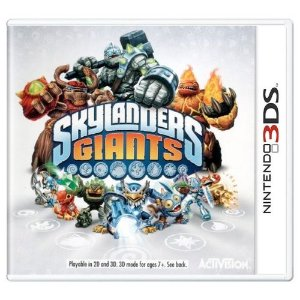 Skylanders Giants Seminovo - 3DS
