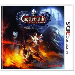 Castlevania: Lords of Shadow Mirror of Fate Seminovo - 3DS