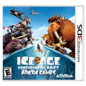 Ice Age Continental Drift Arctic Seminovo - 3DS