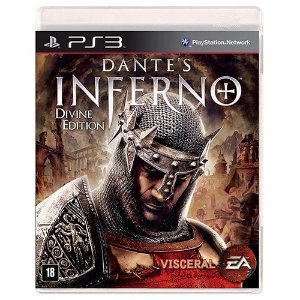 Dante's Inferno Divine Edition Seminovo – PS3