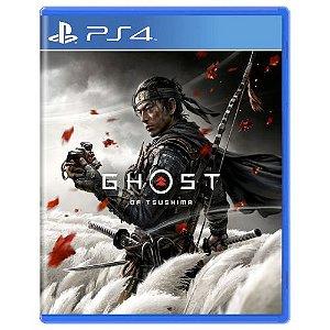 Ghost of Tsushima Seminovo – PS4