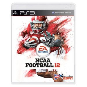 NCAA Football 12 Seminovo - PS3