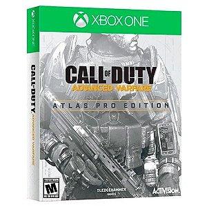 Call of Duty Advanced Warfare (Atlas Pro Edition) Seminovo - Xbox One