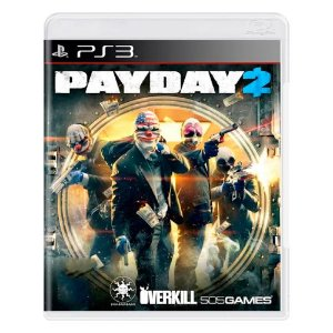 Payday 2 Seminovo - PS3