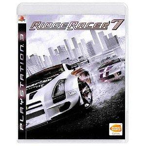 Ridge Racer 7 Seminovo - PS3