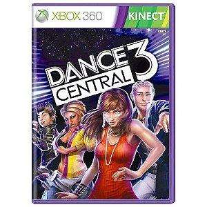 Dance Central 3 Seminovo - Xbox 360