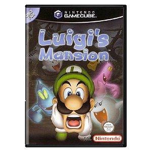 Luigi's Mansion Seminovo - GameCube