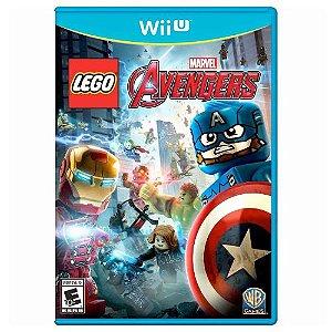 LEGO Marvel Avengers Seminovo - Wii U